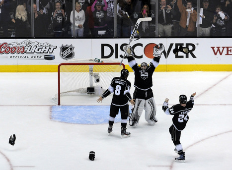How the LA Kings Build Their Brand Through Trash-Tweeting | Content & Digital Marketing | Scoop.it