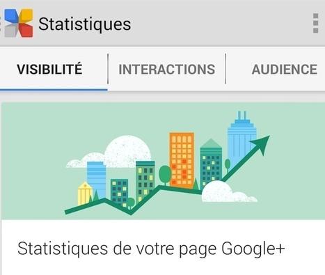 Google+ Insights : tutoriel en français | Digital & Social Media | Scoop.it