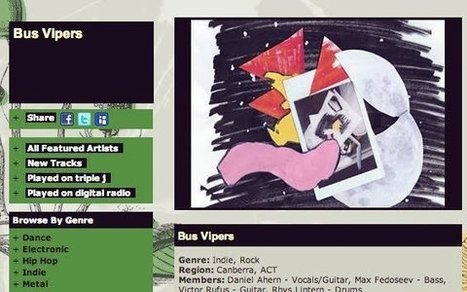 Unearthed Reviews: Bus Vipers. Three and a half stars | The RiotACT | Sydney Hens Night | Scoop.it