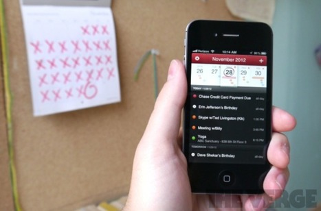 'Fantastical' Calendar App for iPhone Updated and On Sale - Mac ... | Super iphone and technology | Scoop.it