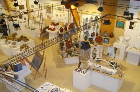 Exposition d'artisanats d'arts aux Eyzies | Le blog de vos vacances ... | dordogne - perigord | Scoop.it