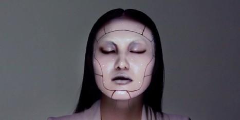 Il a inventé le maquillage électronique | Tnarts | Scoop.it