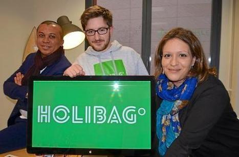 Avec Holibag, ils réinventent la consigne à bagages | French-Connect | Scoop.it