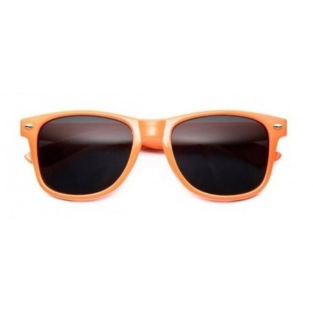 Lunette Style Wayfarer Orange - Lunettes Vintage Orange | Vintage Sunglasses | Scoop.it