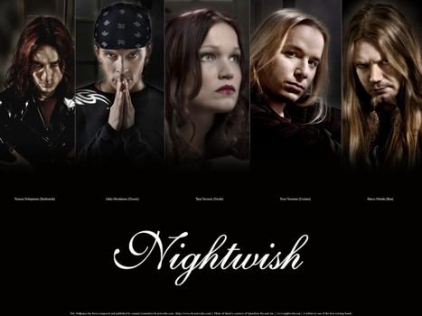 NIGHTWISH BAND | Journalism <3 | Scoop.it