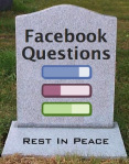 "Facebook will kill ""Questions"" product 