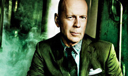 """Bruce Willis Talks in GQ: """" I have wine now, mostly when I eat."""" 