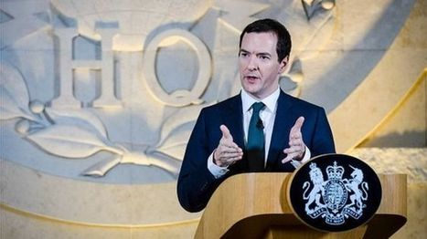 How Osborne is bailed out by deflation - BBC News | National & International Economy - F582 | Scoop.it