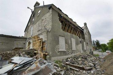 Le chantier du British Hotel sera inspecté | Patrick Duquette | Ville de Gatineau | Histoire de l'Outaouais | Scoop.it