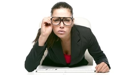 Cómo evitar el daño visual por ver la computadora durante demasiado tiempo | Salud Visual 2.0 | Scoop.it