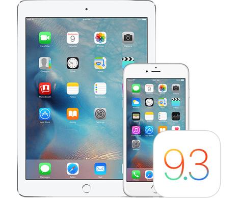 Apple Seeds Second Beta of iOS 9.3.3 to Developers   smartphonesupdates   Scoop.it