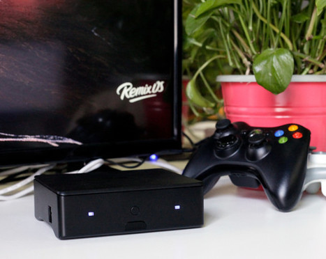 Remix IO Aims to be Your $99 Android 7.0 TV Box, Mini PC, and Game Console (Crowdfunding) | Embedded Systems News | Scoop.it