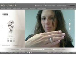 Try on virtual Bulgari Rings with Augmented Reality | Augmented Reality Software and Solutions by Total Immersion | Augmented Reailty | Scoop.it