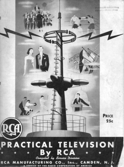 Television Reaches Out, 1939-1949 | Outbreaks of Futurity | Scoop.it
