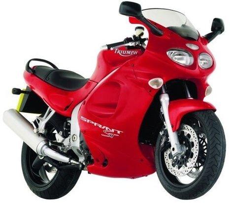 Triumph Sprint ST - opinie Świata Motocykli | Motorbike frenzy | Scoop.it