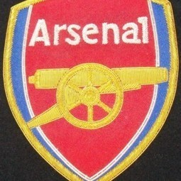 Arsenal F.C. Blazer badge - Custom Football Club Patches | Blazer Badges | Scoop.it