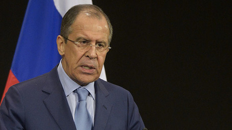Evidence of chemical weapons use in Syria should not be kept secret - Lavrov | VERIFIABILITY AND FALSIFIABILITY | Scoop.it