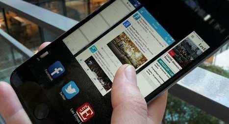 Plus personne ne télécharge d'applications | webmarketing coaching | Scoop.it