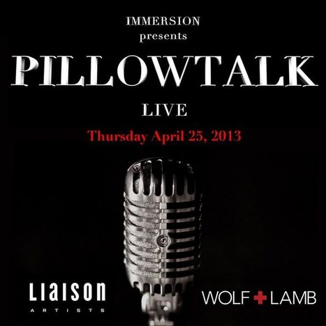 Immersion presents: Pillowtalk Live - 360 Degree Projection Mapping ... - Resident Advisor | Projection Mapping | Scoop.it