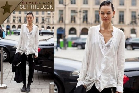 Get The Look: Kinga Rajzak | StyleCard Fashion Portal | StyleCard Fashion | Scoop.it