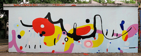 Abstracciones_1 | Street Art and Street Artists | Scoop.it