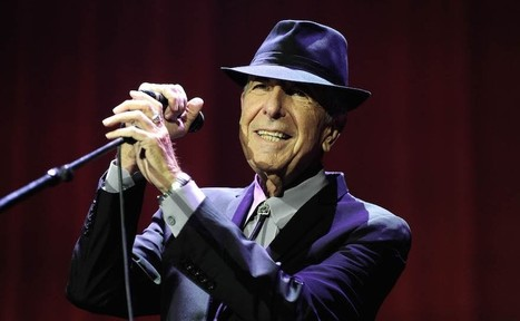 Montreal cantor helps Leonard Cohen on road back to his Jewish roots | Jewish Education Around the World | Scoop.it