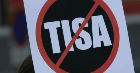 #TISA Leaks Part Deux: More Evidence Of Concerted Attack On Democracy #wikileaks | News in english | Scoop.it