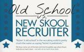 Etes-vous un recruteur ''old school'' ou ''nouvelle génération'' ? | RH et                                                                                            recrutement | Scoop.it
