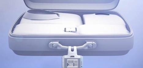Air France-KLM révolutionne l'enregistrement en ligne en transformant votre bagage en objet connecté | Web technology - ES | Scoop.it