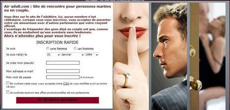 Air adult:Site de rencontre adultère | Les sites de rencontres:Actualité et nouveautés | Scoop.it