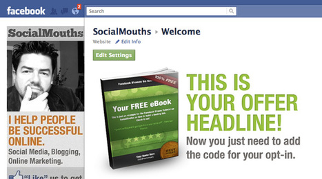 How To Build A Facebook Landing Page With iFrames (Part 2) | SOCIAL MEDIA, what we think about! | Scoop.it