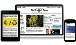 New York Times passes 1 million digital subscribers | Journalism Issues | Scoop.it