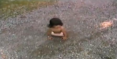 Tyttövauva hylättiin heti syntymän jälkeen, sillä hänellä ei ollut jalkoja – Katso upea kasvutarina! | Psykologia | Scoop.it