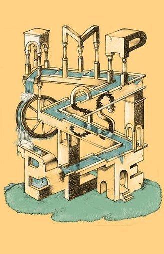 """Una """"desilusión"""" óptica... de Escher   Zientziak   Scoop.it"""