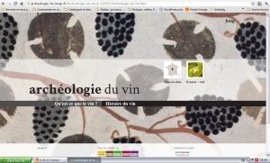 Archéologie de la vigne et du vin   vin   Scoop.it