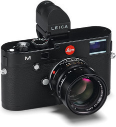 Leica's first full frame HDSLR – M240 video capable? «  cinema5D   Cinematography   Scoop.it