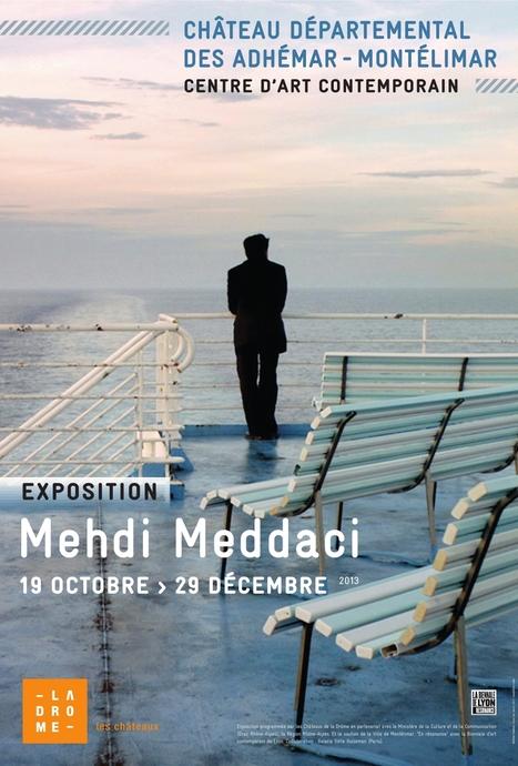 Mehdi Meddaci, En attendant, 19 octobre - 29 décembre 2013 | Château départemental des Adhémar - centre d'art contemporain | Scoop.it