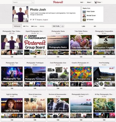 Advanced Pinterest Marketing Strategies for Dominating Web Traffic | Social Influence Marketing | Scoop.it