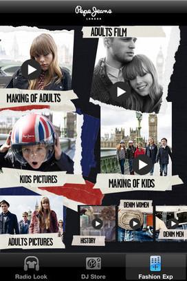 Branding en la App Store - Caso Pepe Jeans | Social Media, Branding & Advertising | Scoop.it