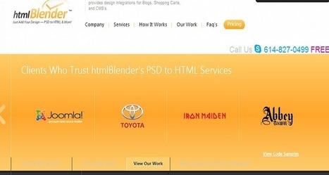 Top 10 HTML Development Companies | BestDesign2Themes | sanjay | Scoop.it