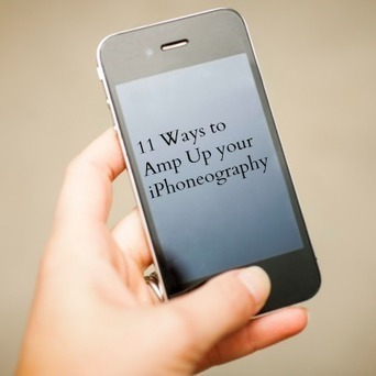 11 Ways to Amp Up your iPhoneography   All things iPhoneography   Scoop.it