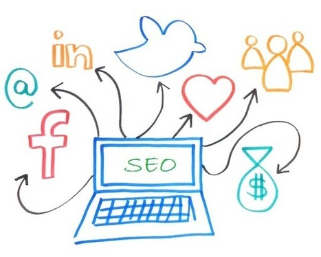 Best use of Social Media for Search Engine Optimization   Social Media   Scoop.it