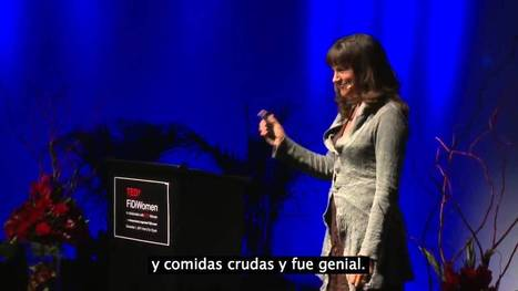 The shocking truth about your health Lissa Rankin at TEDxFiDiWomen ps3 - YouTube | e-spacio | Scoop.it