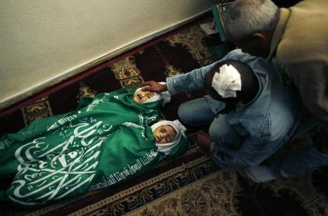 #GazaUnderAttack | NOV 18, 2012 | LIVE BLOG & PHOTOS | 80 KILLED | Occupied Palestine | Scoop.it