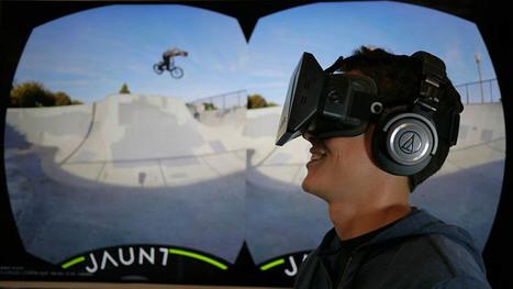 5 usos increíbles de la realidad virtual   Educación abierta: EaD,e-learning,m-learning,u-learning y las emergentes...   Scoop.it