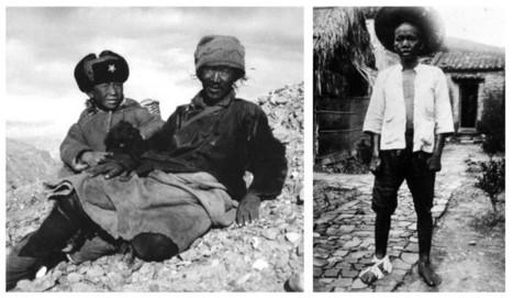 Les premiers chinois étaient noirs (Preuve en vidéo) | mediaafrik.com, Librairie Afro-Caraïbe. | La Mémoire en Partage | Scoop.it