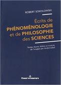 Robert Sokolowski : Ecrits de phénoménologie et de philosophie des sciences   Philosophie-Toulouse   Scoop.it