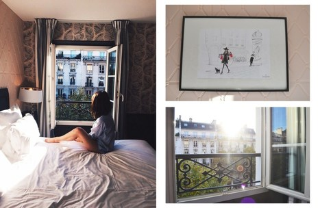 PARIS DIARY | Hotel Parizienne, Crepes & Bacon Fries | Maryjosie.com | Fashion | Travel | Beauty by Josie Boog | Elegancia Hotels | Scoop.it