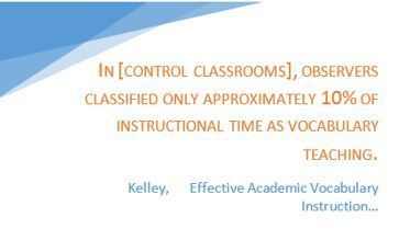 Effective Academic Vocabulary Instruction in the Urban Middle School   Academic Vocabulary   Scoop.it