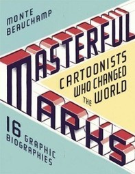 High marks for Monte Beauchamp's 'Masterful Marks' - Comic Book Resources | real-origami.blogspot.com | Scoop.it